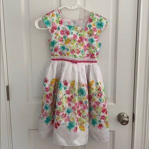 Easter/spring dress size 7